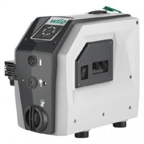 Pressurizzazione idrica Wilo ISAR BOOST5-E-3 con Inverter 4243583