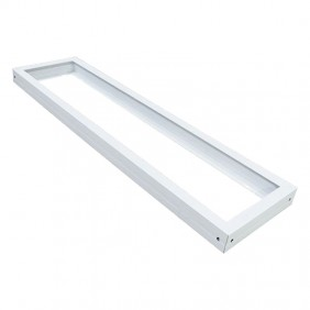 Kit Esseci for ceiling installation of LED panels 30X120cm 41AAE1200300