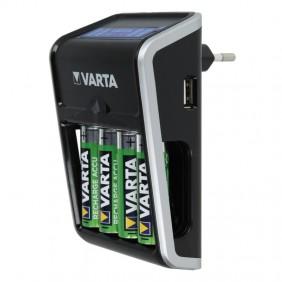 Caricabatterie universale Varta per Batterie ricaricabili incluse 57687101441