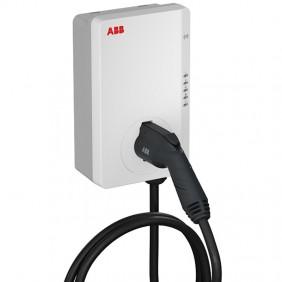 AC Wallbox Abb Cargador de tierra monofásico de 7,4KW con conector T2 6AGC082155