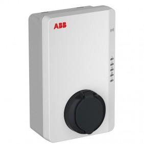 AC Wallbox Abb triphasé 22KW 1 prise T2 avec RFID 6AGC082589