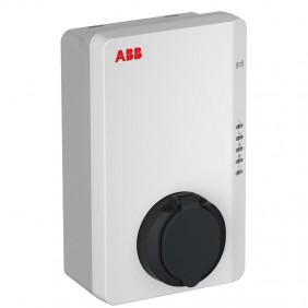 AC Wallbox Abb Single-phase 3,7KW 1 Socket T2 Shutter 6AGC082587