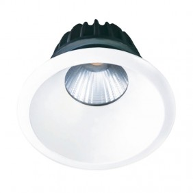 LED recessed spotlight ESSECI HALL LED PRO 7.5W 4000K IP44 38VT7L49040B