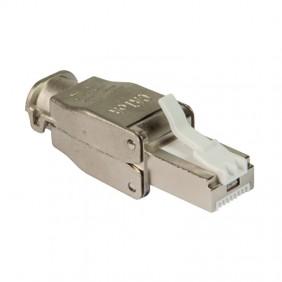 Plug Plug RJ45 Fanton FTP CAT6 TOOLLESS shielded plug 23725