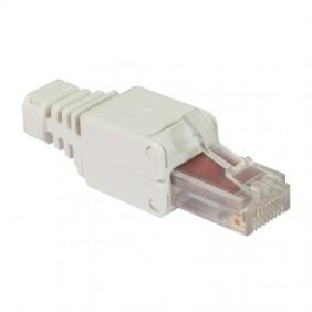 Plug RJ45 Fanton UTP CAT6 TOOLLESS unshielded plug 23723