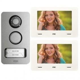 Kit Videocitofono Urmet Mini Note 2 Fili...