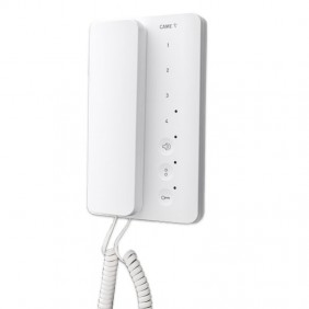 BPT AGT A EVO Blanco 840CA-0050 BPT AGT A EVO Intercomunicador con auricular