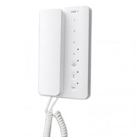 BPT AGT A EVO White 840CA-0050 BPT AGT A EVO intercom with handset
