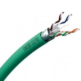Cavo di rete Schneider CAT6 F/UTP LSZH CPR ECA 500 metri VDICE136218