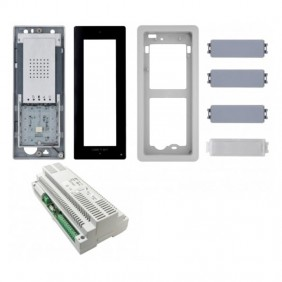 BPT system base intercom kit with 2-wire...