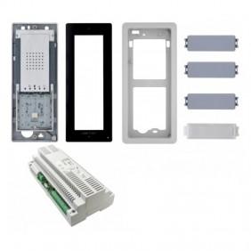 Kit Citofono BPT base impianto con pulsantiera...