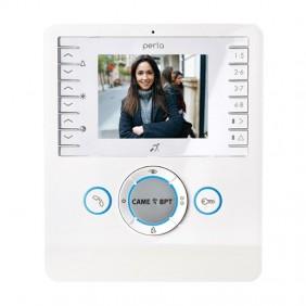 BPT Pearl Handsfree display 3.5 inch LCD white...
