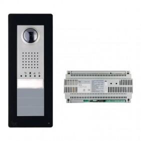 Basic kit BPT colour video door phone system...