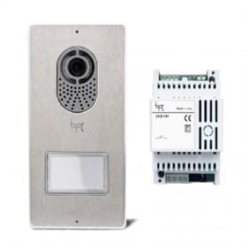 Kit base Impianto Videocitofono BPT a colori...