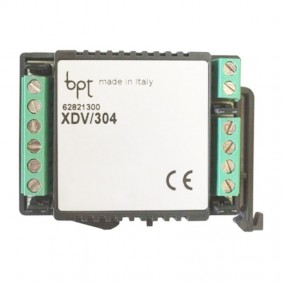 Video distributor BPT 4 outputs for video