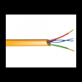 Double câble pour interphone BPT  1 mm + 0,28...