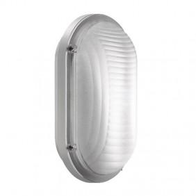 Lombard ceiling light Oval light 260 E27 white...