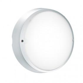 Lombardo Airy round white ceiling light E27...