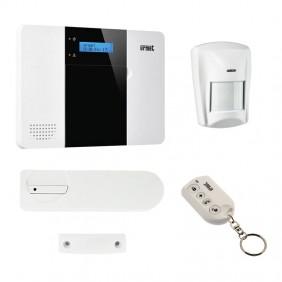 Kit wireless Urmet Zeno con comunicatore 4G/IP integrato 1051/901A