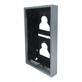 Comelit 2-module wall housing for Ultra pushbutton panel UT9172