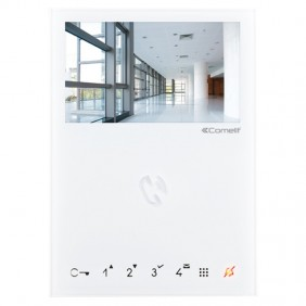 Monitor Videointercom Comelit 2 wires Wi-Fi 6742W