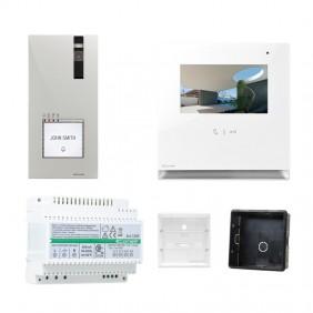 Kit Single-family video intercom Comelit 2-wire...