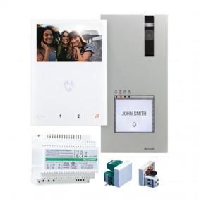 Comelit 2-wire video door entry kit...