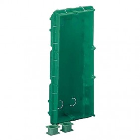 Comelit 3-module flush-mounting box for...