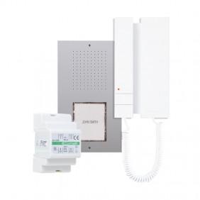 Single-household intercom KIT CIAO MINI Comelit 5 wires KCA5061