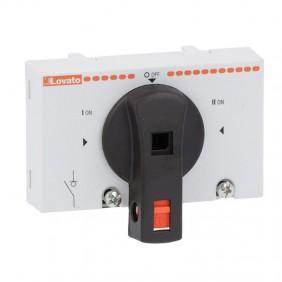 Interlock LOVATO mechanical switching network...