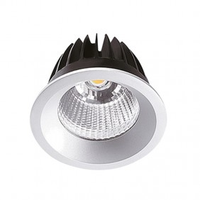 Downlight Esseci HALL LED PRO Mini 7,5W 3000K IP44 38VT7L39040B