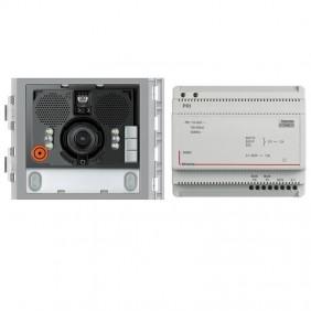Bticino condominium audio and video intercom kit Sfera 360001