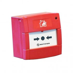 Pulsante di Segnalazione Antincendio Notifire IP67  WCPSC-NT