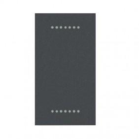Protective plug 1 module civil series Ave Noir System 45 45313