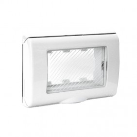 Plaque Waterproof Series Ave System 45 with...