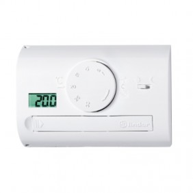 Finder Wall Thermostat White DC 1 CONTACT...