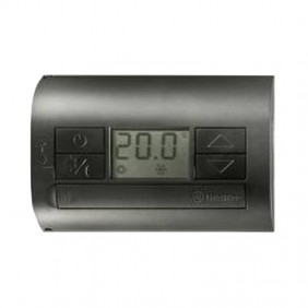 Finder Wall Thermostat Black 1 Contact DC...