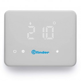 Termostato Finder BLISS T estate inverno 1T.9190030000