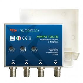 FTE Pole Mount Amplifier 3 Input VHF/UHF AMP313LTE