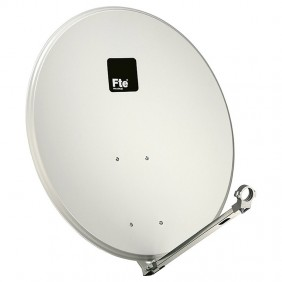 Antenna FTE steel dish diameter 80 grey OR80SB-PL