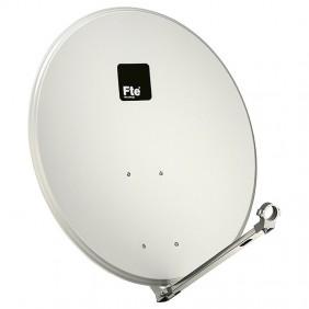 Antenna FTE steel dish diameter 80 grey OR80SB-PL