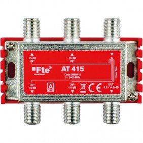 TV FTE class A terrestrial and satellite 1...