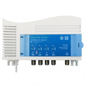 Self-powered switchboard FTE 4 inputs...