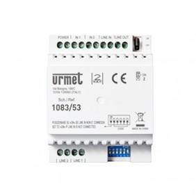 2Voice column distributor Urmet 1083/53