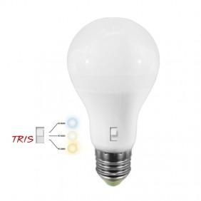 Stone LED Drop Bulb 12W attack E27 3/4/6K...