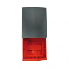 Outdoor plastic enclosure FTE for OUTBOX...