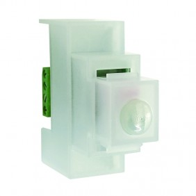 Hiltron recessed passive infrared detector with...