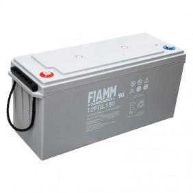 Batteria Fiamm AGM 12V 150AH/20 12FGL150