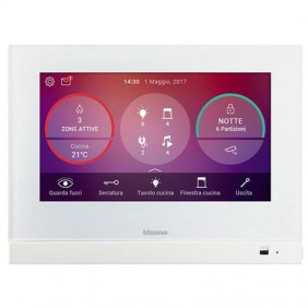 Hometouch 7 Bticino for managing all MyHOME Up...