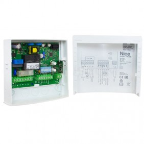 Nice control unit for rolling shutters and...